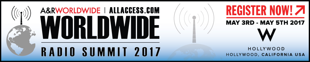 Worldwide Radio Summit 2017 Registration