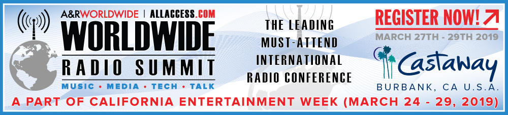 Worldwide Radio Summit 2019 Registration